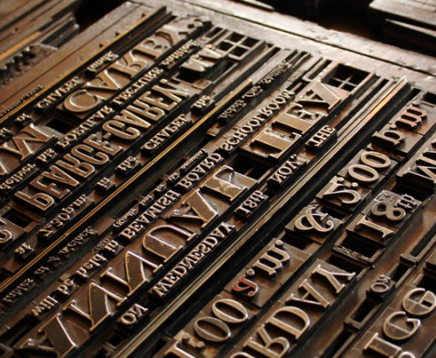 A brief history of print