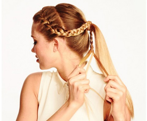 7 Fashionable ways to plait your hair