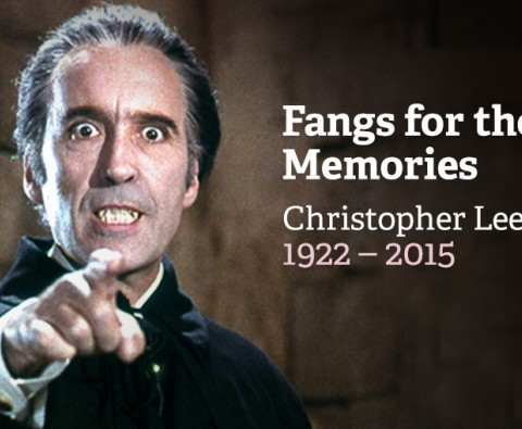 We Remember Christopher Lee 1922-2015