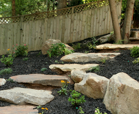 How To Manage A Sloped Garden