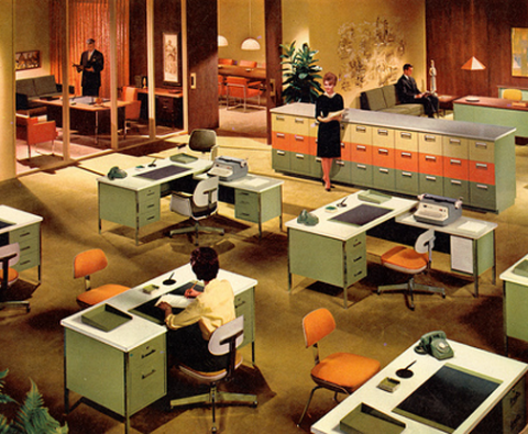 The Evolution of Office Spaces