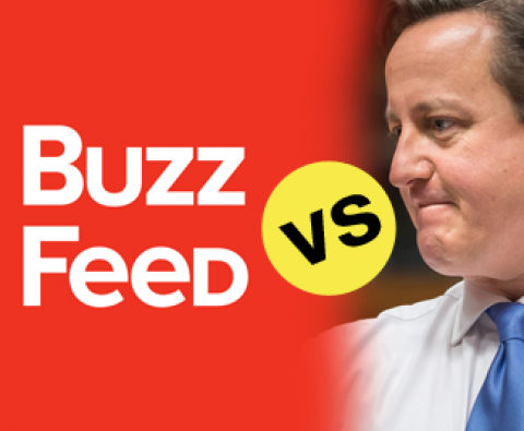 5 Things we learned when Buzzfeed interviewed David Cameron
