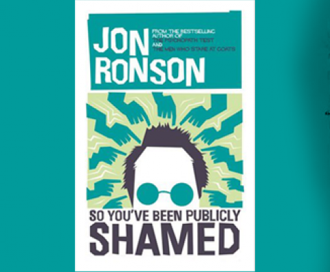 Review: So You've Been Publicly Shamed by Jon Ronson