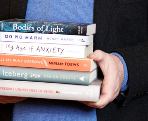The Wellcome Prize 2015: Books for the Incurably Curious