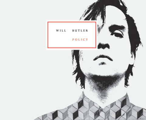 Review: Will Butler - Policy - Arcade Fire's scraps?
