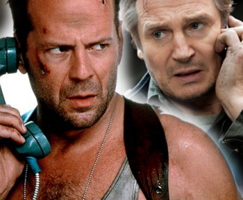 Liam Neeson vs Bruce Willis: Who is the ultimate action hero?