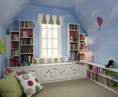 5 Tips on revamping your child's bedroom