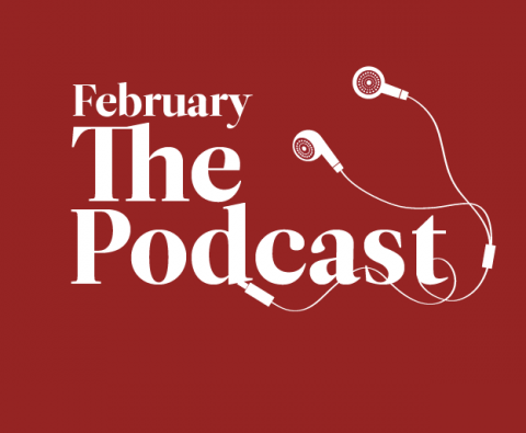 Reader's Digest February Podcast