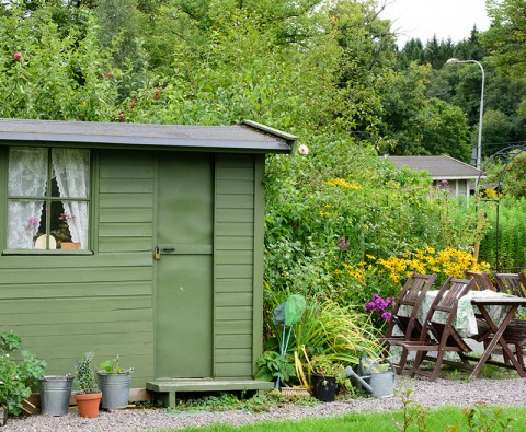 How to choose the perfect shed