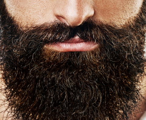 Five Rather Hairy Facts About Men's Health