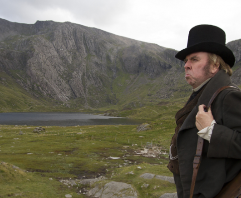 Timothy Spall is Mr. Turner: Portrait of the Artist as a Sublime Monster
