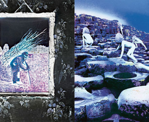 Reissue: Led Zeppelin – Led Zeppelin IV (1971) and Houses of the Holy (1973)