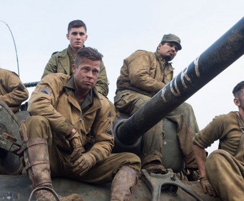 Fury: Review of This Month's Hottest War Film