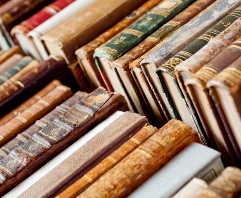 How to clean and refurbish your books