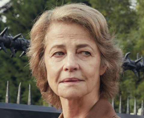 "Charlotte Rampling: ""I don't need approval"""
