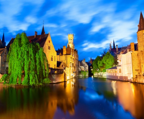 Chocolate, Beer and Frites in Beautiful Bruges