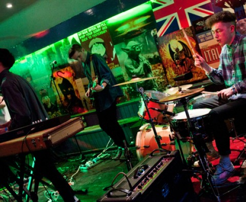 Britain's best music venues