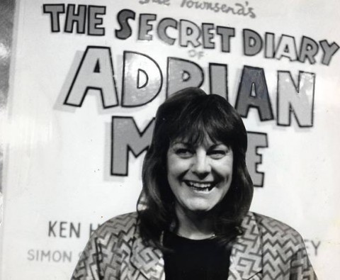 Sue Townsend: I taught myself to read with Just William