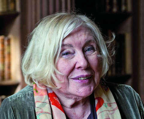 Fay Weldon: Orwell greatly influenced my later work