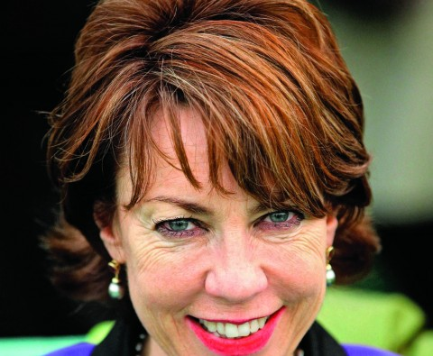 Kathy Lette: I only write because it's cheaper than therapy