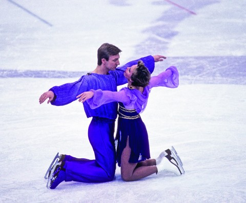 "Jayne Torvill ""I remember..."""
