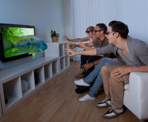 Getting Started With 3D TV