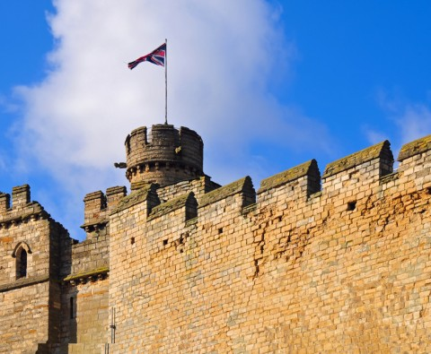 Best of British castles
