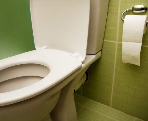 How to fix a blocked toilet