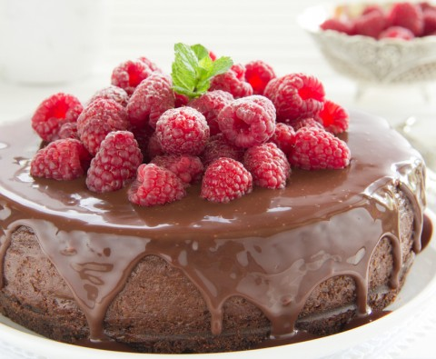 Chocolate cheesecake: Rich, indulgent and yummy!