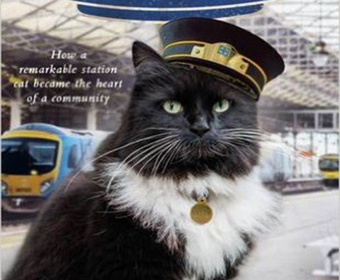 Excerpt: Felix the Railway Cat by Kate Moore