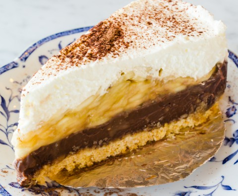 Banoffee Pie: Easy to make bound to impress