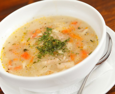 Easy chicken soup: Classic comfort food