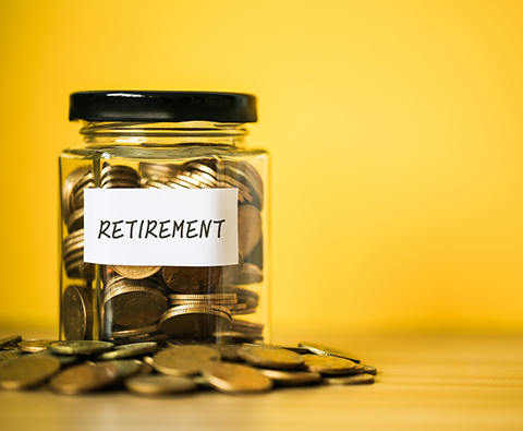 Pay attention to your pension