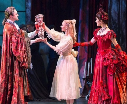 Behind the scenes of The Nutcracker with Birmingham Royal Ballet