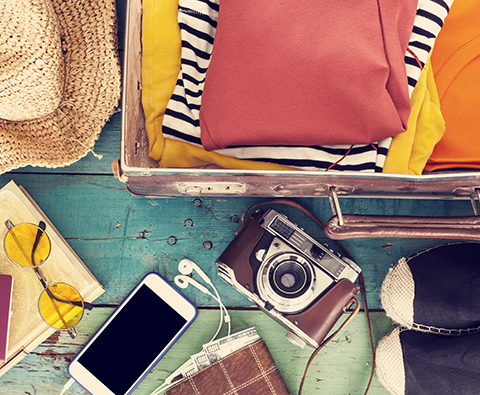 11 Items to remove from your suitcase
