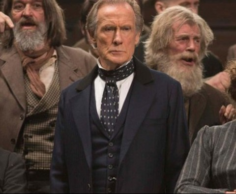 The Limehouse Golem: An interview with Bill Nighy