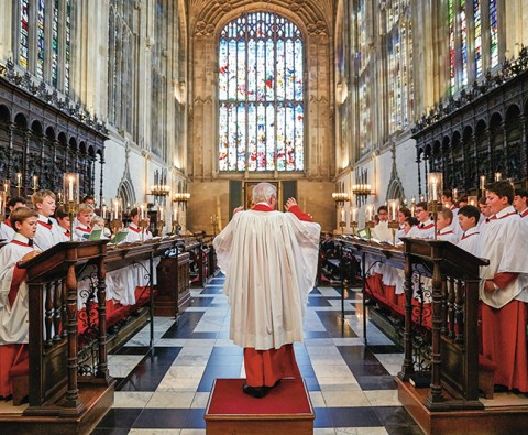 Britain's best Christmas carol services