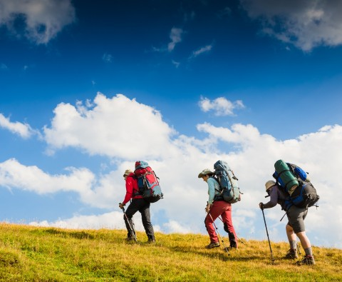 10 Things to pack for a walking holiday