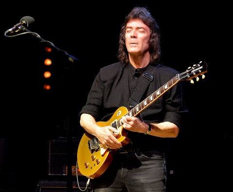 Steve Hackett of Genesis: Records that changed my life