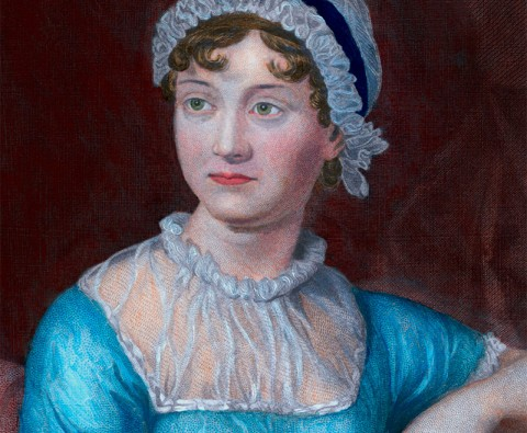 The naughty teenage writings of Jane Austen