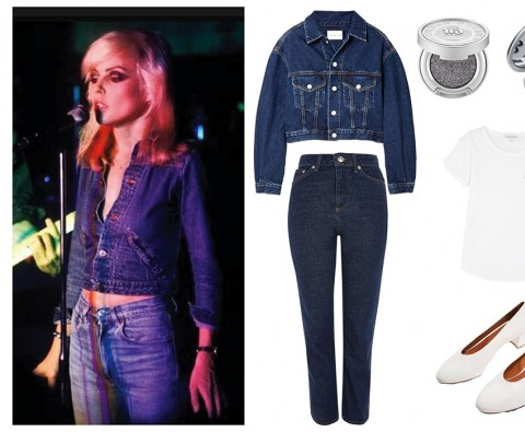 Get The Look: Debbie Harry