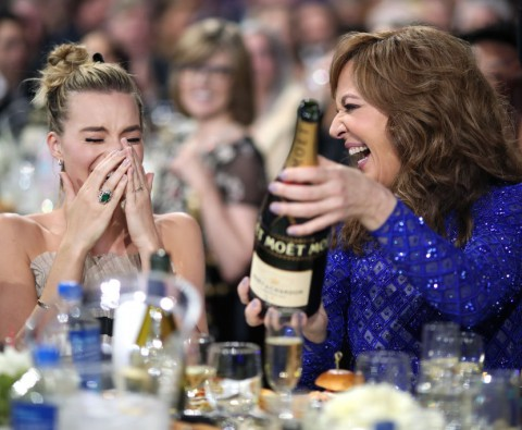 "Margot Robbie and Allison Janney on ""I, Tonya"""