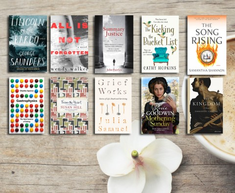 10 Books you need to read in March