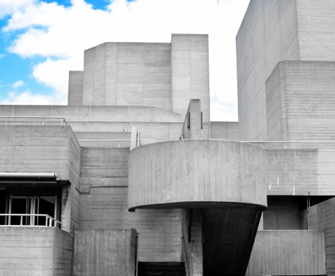 Best of British: Brutalism
