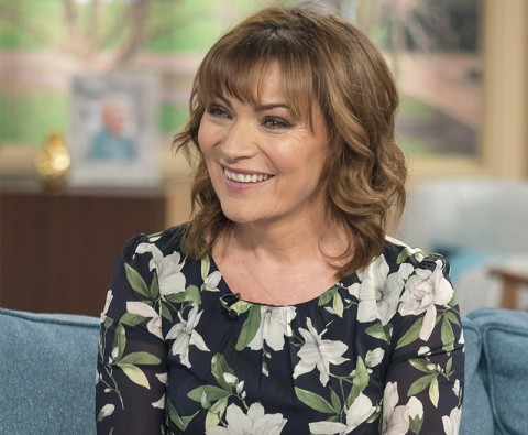 "Lorraine Kelly: ""I remember"""
