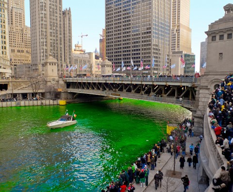 How the world celebrates Saint Patrick's Day