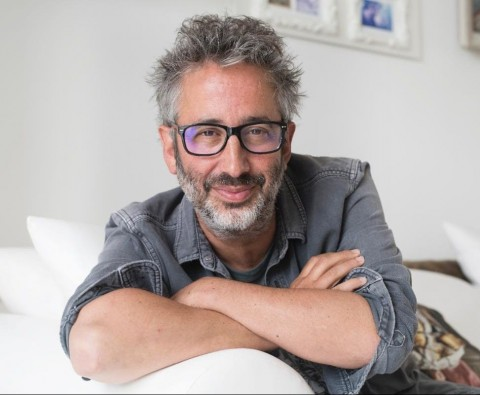 60 second stand up: David Baddiel