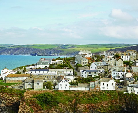 The eco-friendly culinary delights of Cornwall