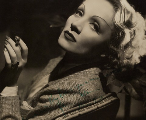 Obsession: Marlene Dietrich The Pierre Passebon Collection
