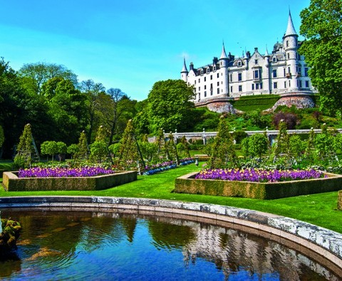 Explore the world's most scenic gardens